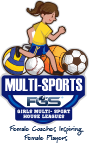 Future Girls Multi-Sports Logo